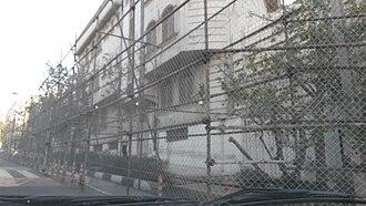 Iran–Saudi Arabia relations - Embassy of Saudi Arabia in Tehran under Iranian police protection after Mina stampede crisis.
