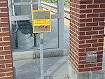 Emergency call box at 4800 W Old Bingham Hwy station, Apr 16.jpg
