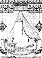 Empirestil, Säng, efter Percie och Fontaine, Nordisk familjebok.png