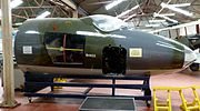 English Electric Canberra at Yorkshire Air Museum (5905957544).jpg