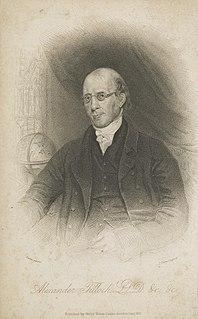 Alexander Tilloch Scottish inventor