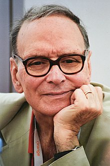 Morricone at the 2007 Cannes Film Festival
