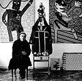 Enrico Baj (1964) by Erling Mandelmann.jpg