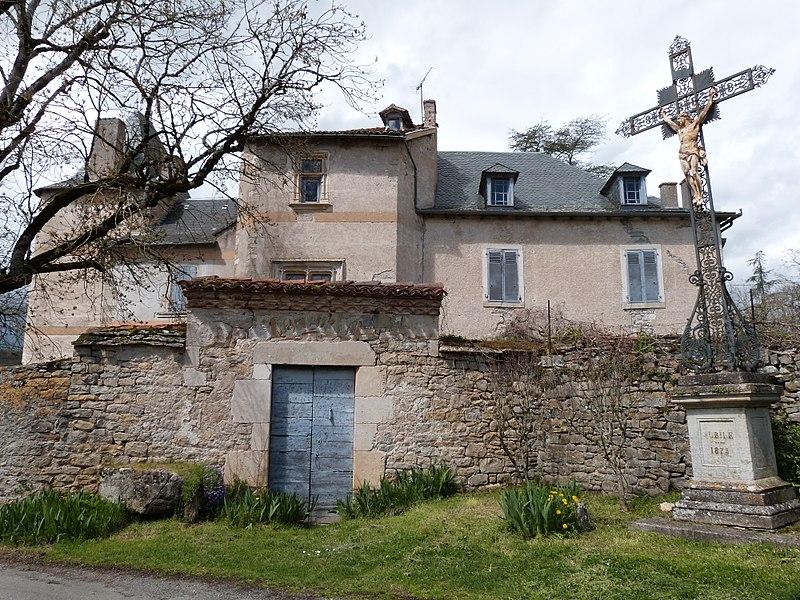 Château de Toulonjac (InscritClassé)