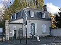 Entrée principale Parc Montreau Montreuil Seine St Denis 3.jpg