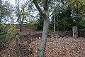 Entrance to the shelterd storytelling circle, Holywells Park, Ipswich 1.jpg
