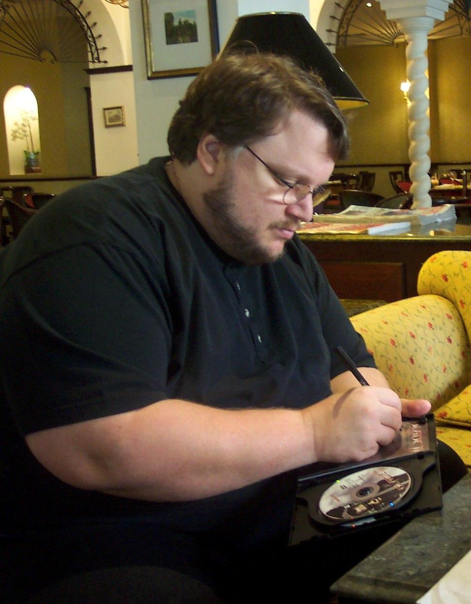 Entrevista a Del Toro para TRAMA 39