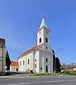 Erdberg (Poysdorf) - Kirche.JPG