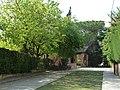 Ermita del Sant Crist de Llaceres, Sant Cugat-1.JPG