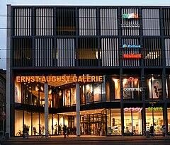 Ernst August Galerie Wikiwand