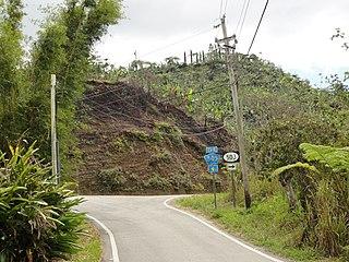 San Patricio, Ponce, Puerto Rico Barrio of Puerto Rico