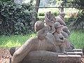 Esculturas en el jardín del Museo de Arte Moderno de la Ciudad de México 06.JPG