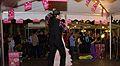 Espectaculo flamento en el Restaurante Grill Fataga por la Feria de Abril 03.jpg