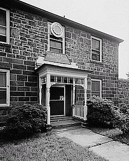 Old Essex County Jail United States historic place