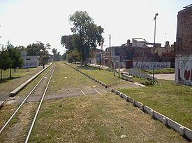 Estación Villa Diamante - Wikipedia, la enciclopedia libre