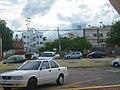Estacionamiento a un costado del Palacio Municipal, Playa del Carmen. - panoramio.jpg