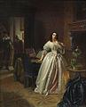 Eugène Delacroix. The guest.jpg