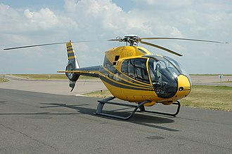 Noordzee Helikopters Vlaanderen - Eurocopter EC-120B Colibri