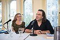 European Voices A Reading & Conversation with Christos Ikonomou and Karen Emmerich (26500031731).jpg