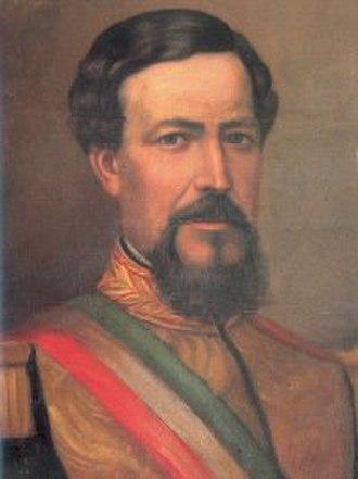Eusebio Guilarte Vera - Image: Eusebio Guilarte Vera bolivianischer Präsident