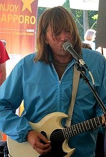 Evan Dando American musician