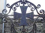 Evangelische Kirche Trais-Horloff Kirchhhof 02.JPG