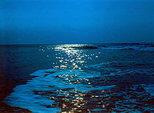обои глубина моря
