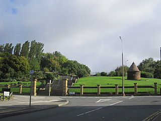 Everton, Liverpool district in Liverpool, in Merseyside, England