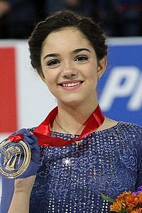 Image illustrative de l'article Evgenia Medvedeva (patinage artistique)