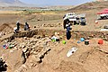 Excavations. Sept. 26, 2019. Qalat-i Dinka, Peshder Plane Project, Sulaymaniyah Governorate, Iraqi Kurdistan.jpg