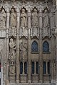 Exeter - Cathedral western façade 04.jpg
