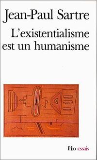 Existentialism and Humanism cover