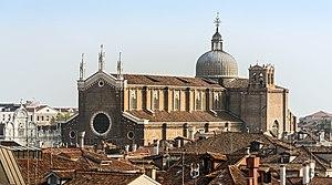 Santi Giovanni e Paolo, Venice - Santi Giovanni e Paolo