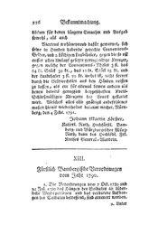 Fürstlich Bambergische Verordnungen vom Jahr 1790, S. 226-231