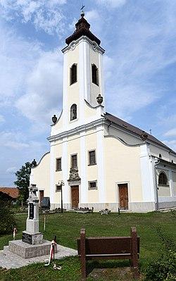 Füzesabony, római katolikus plébániatemplom 2021 03.jpg