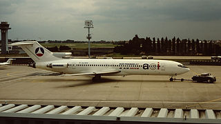 Air Charter International 1966-1998 charter airline in France