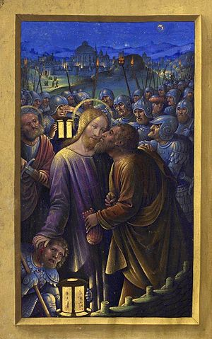 Kiss of Judas - Image: F463.highres Baiser Judas