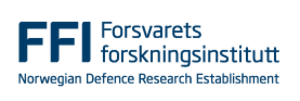 Norwegian Defence Research Establishment - Image: FFI logo eng