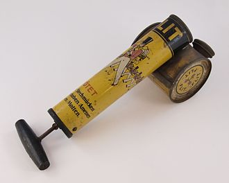 Flit gun - FLIT manual spray pump for insecticides from 1928