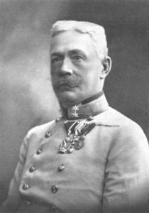 FML Leopold Freiherr von Hauer 1915 Kossek.png