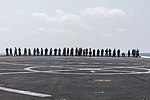 FOD Walk on the USS Green Bay 150308-M-CX588-038.jpg