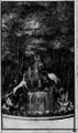 Fable 14 - La Gruë & le Renard - Perrault, Benserade - Le Labyrinthe de Versailles - page 75.png