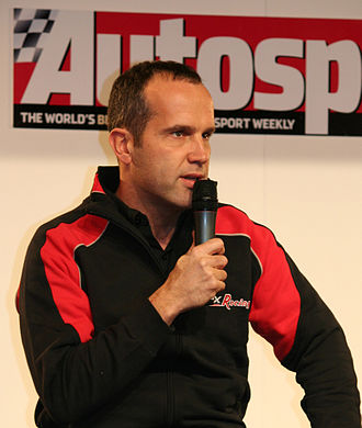 2009 British Touring Car Championship - Italy's Fabrizio Giovanardi came third in the championship, 4 points behind Jason Plato