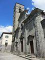 Facciata Pieve di San Giovanni Battista (Pieve Fosciana).jpg