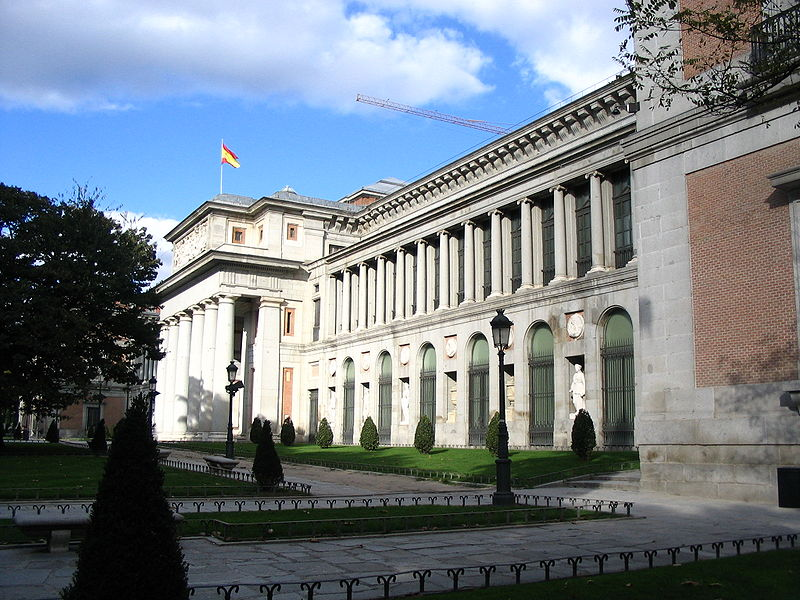 Ficheiro:Fachada frontal Museo del Prado.JPG