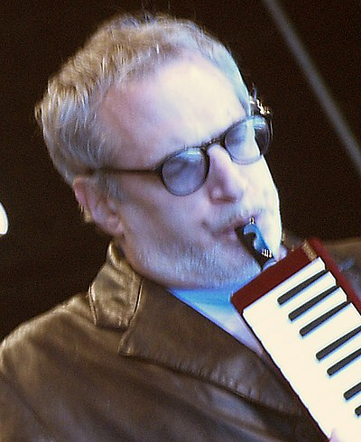 Picture of a band or musician: Donald Fagen