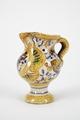 Fajans, kanna, 1500-tal - Hallwylska museet - 90386.tif
