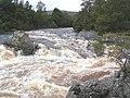 Falls on the River Garry - geograph.org.uk - 107725.jpg