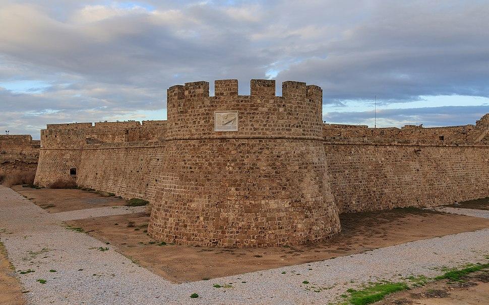 Famagusta 01-2017 img26 city walls Othello Tower