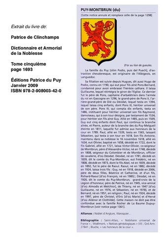 File Famille Du Puy Montbrun Pdf Wikimedia Commons